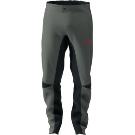 Zimtstern Shelterz Pantalon Homme, gun metal/pirate black